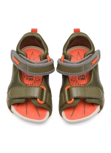 Camper Sandalet Haki